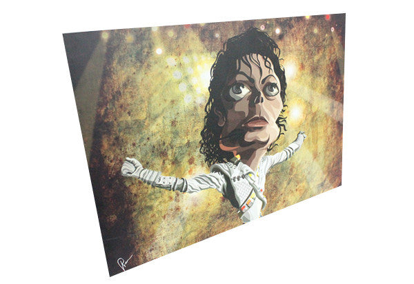 Jackson Tribute Wall Art