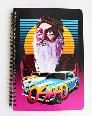 Osho Tribute Notebook