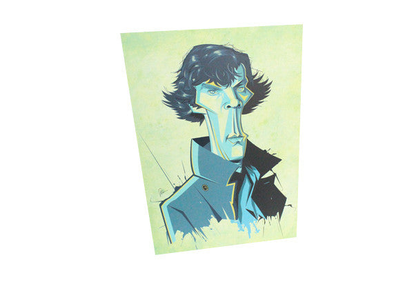 Sherlock Wall Art