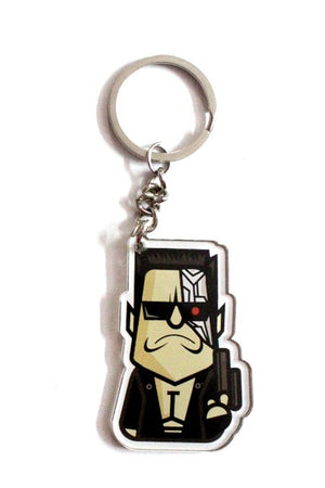 Terminator Keychain by Graphicurry