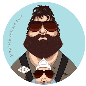 The Hangover Badge