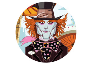 The Wonderland One Badge