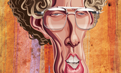 Napolean Dynamite Wall Art by Graphicurry