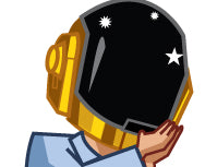 Daft Punk Tribute (LIMITED SIGNED EDITION)