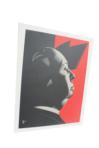 Hitchcock Wall Art