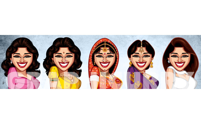 Queen Of Bollywood - Limited Series