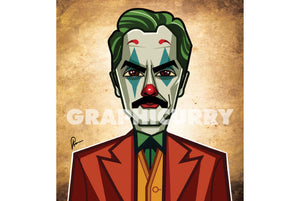 Apna Joker Wall Art