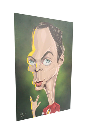 Sheldon Wall Art