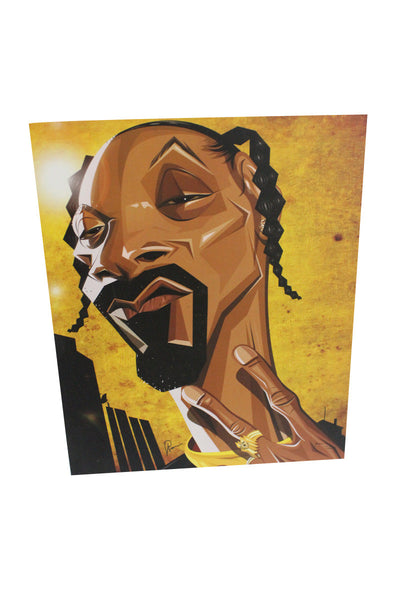 Snoop Wall Art