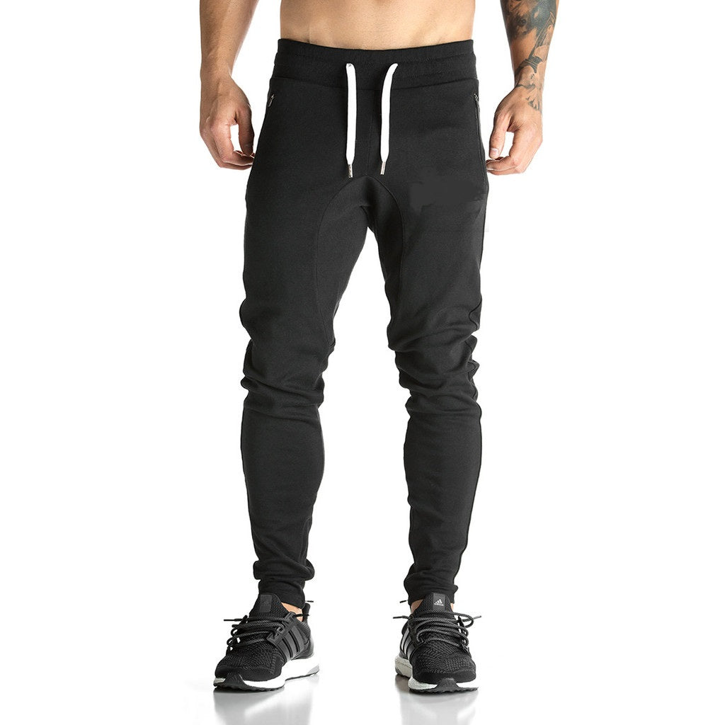 Fashion Mens Gym Fitness Sweats Pants Workout Joggers Gym Wear Sport Trousers US