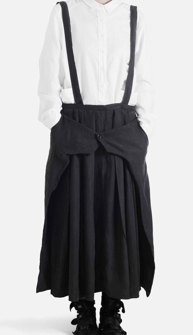Women Suspender Detachable Strap Dress For Women