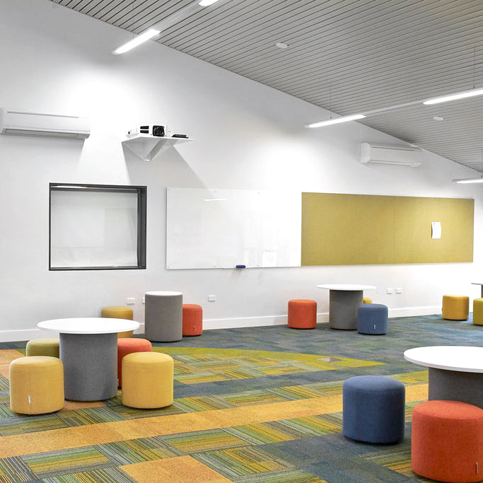 SPACE-Collaborative & Breakout Spaces