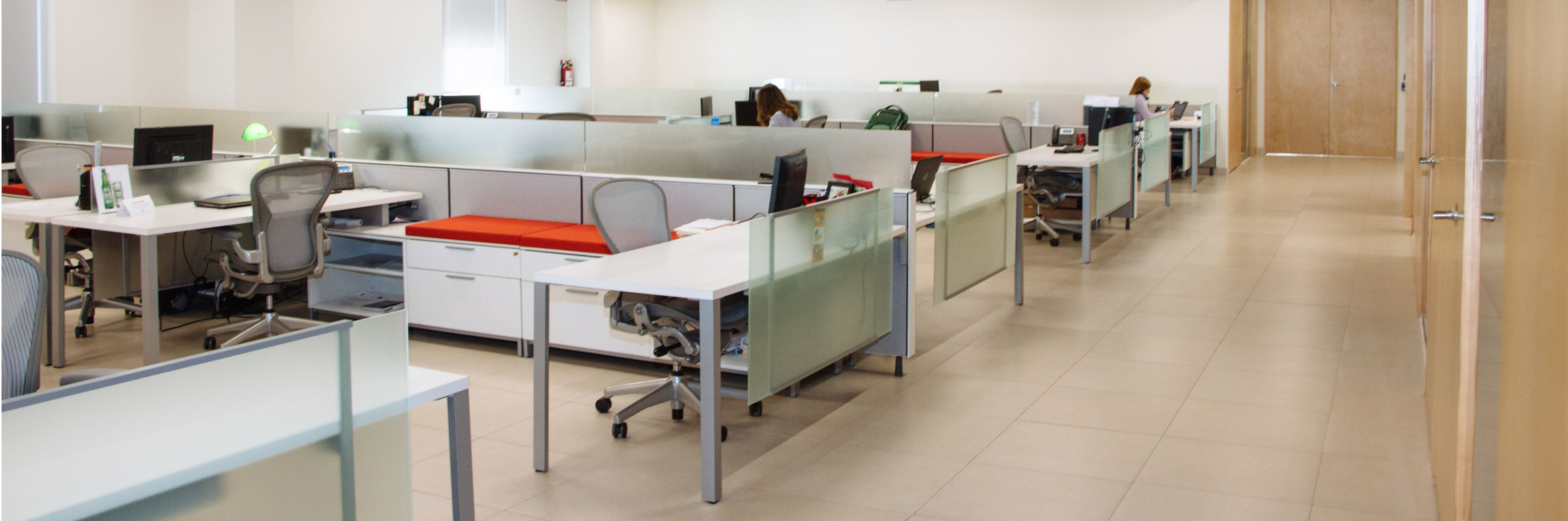 Office and Administration Furniture by Office Line