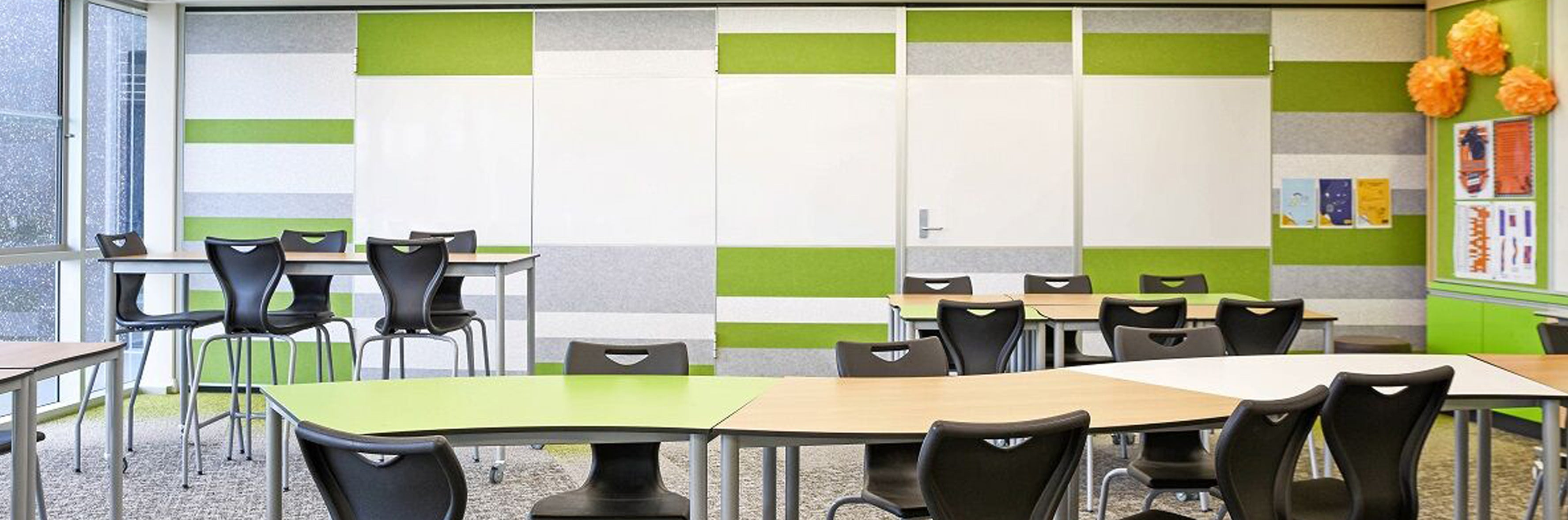 Sleek, Modern Whiteboards And Pinboards For Offices And Classrooms