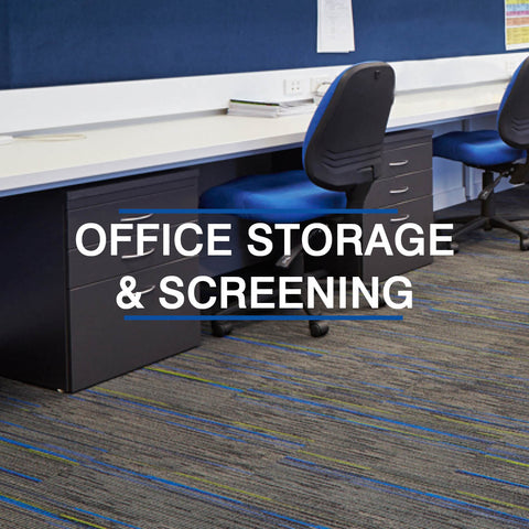 CUAFRN2017 Office Storage & Screening