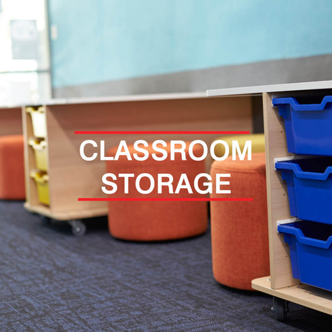 CUAFRN2017 Classroom Storage Panel 2 Furniture Supplier WA | Office Line