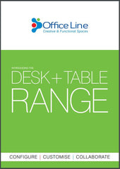 Office Line Desk & Table Range Brochure