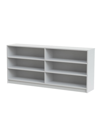 Straight Single-Sided Bookcase