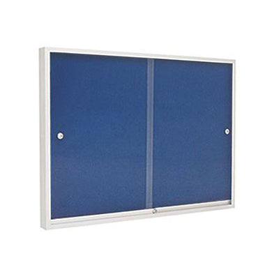 Duraboard Glass Fronted Noticeboard