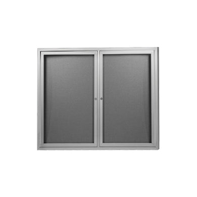 Duraboard Hinged Door Noticeboard
