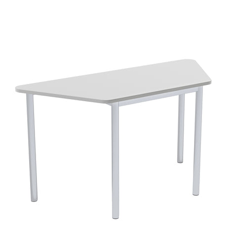 Eduflex Collaborative Trapezoidal Table