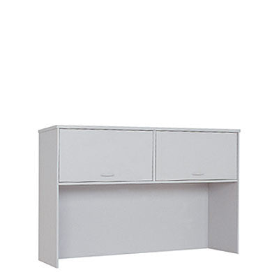 Horizon Hutch with Flipper Door