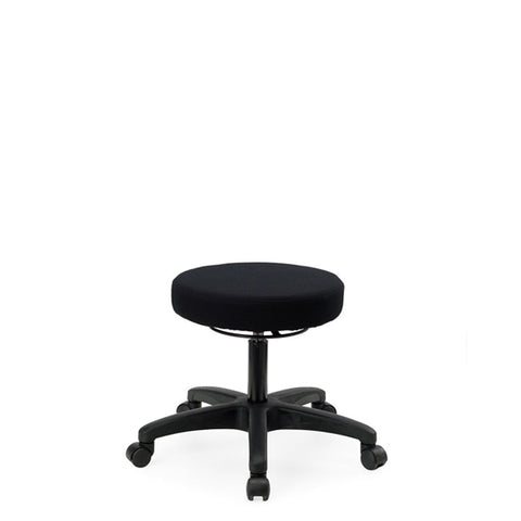 Indi Gas Lift Upholstered Stool