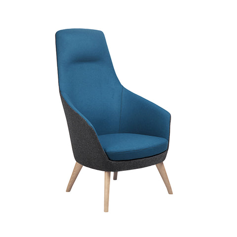 Monaco High Back Armchair