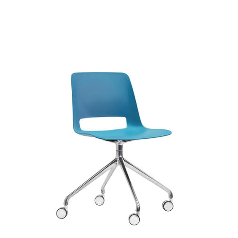 Retro Chair 4 Star Swivel (Fixed Height)