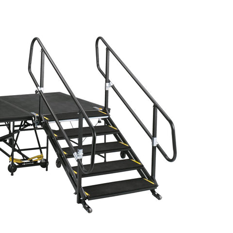 SICO Articulating Stage Steps