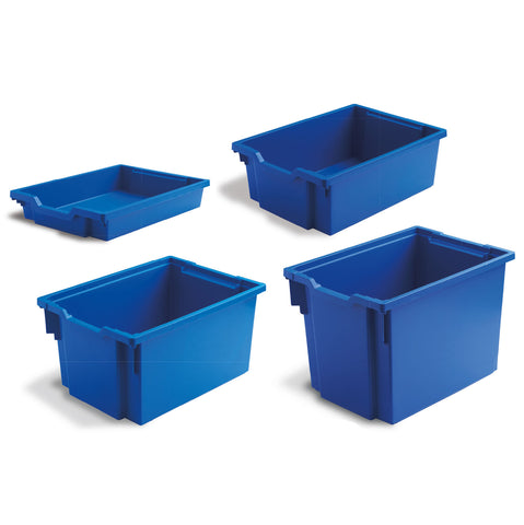 Gratnells A4 Trays + Containers