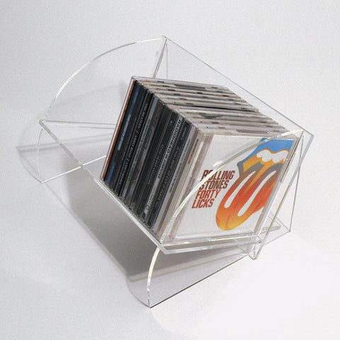 Section - CD Storage Shelf