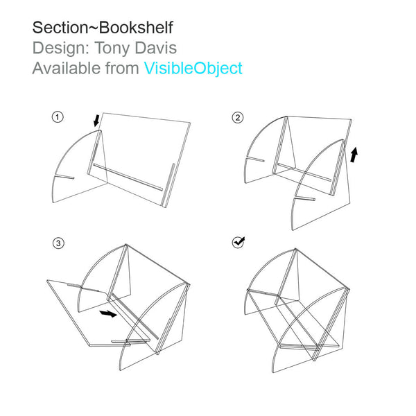 Section - Bookshelf