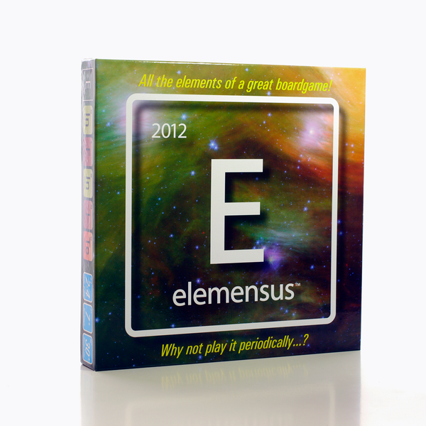 Elemensus - Word game based on the Periodic Table of Chemistry. The Box.