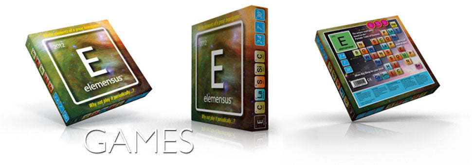 Elemensus - Elements and the Periodic Table Word Game