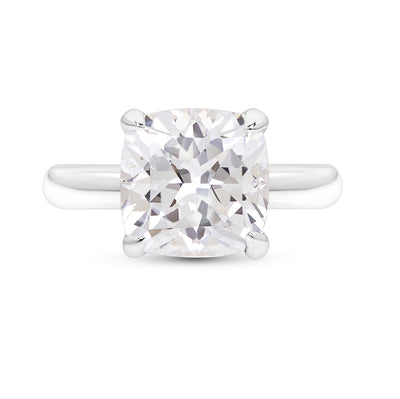 White Sapphire Heritage Ring