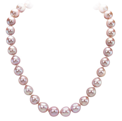 Baroque Pink Pearl Heritage Necklace