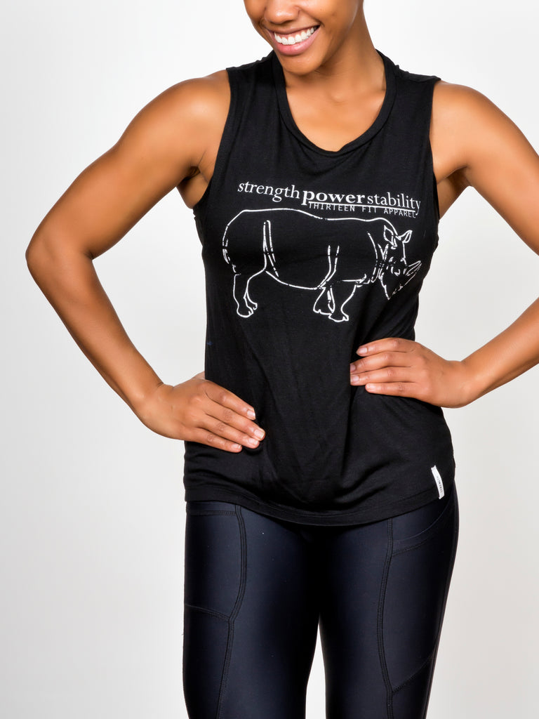 ELEMENTS LADIES MUSCLE TANK