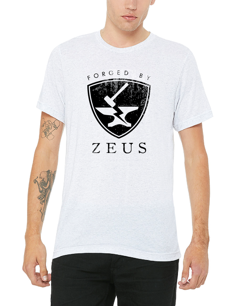 FORGED BY ZEUS Unisex Tee
