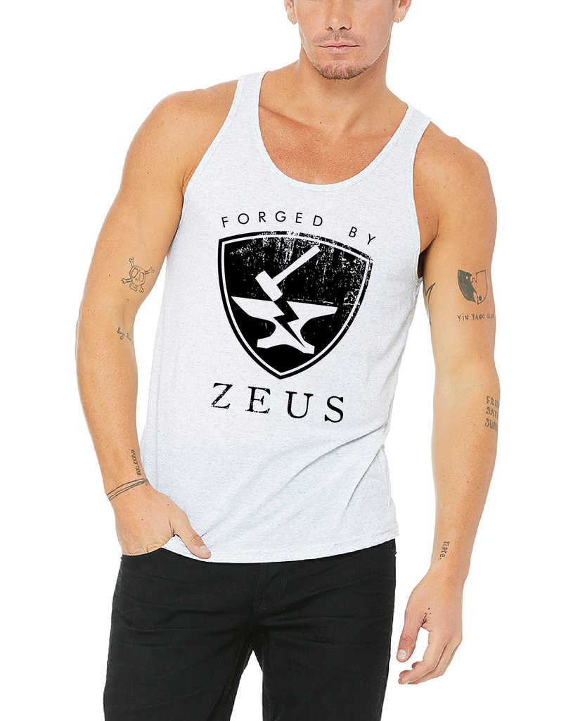 FORGED BY ZEUS Unisex Tank