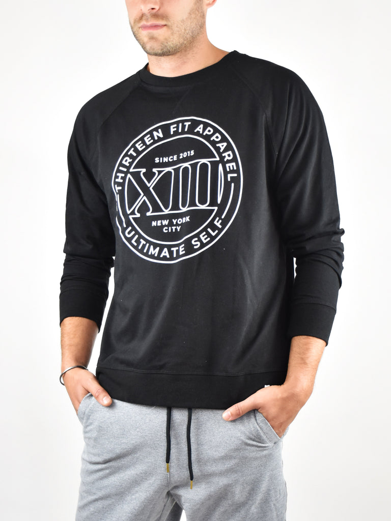 HERITAGE UNISEX MEDIUM WEIGHT LONG SLEEVE