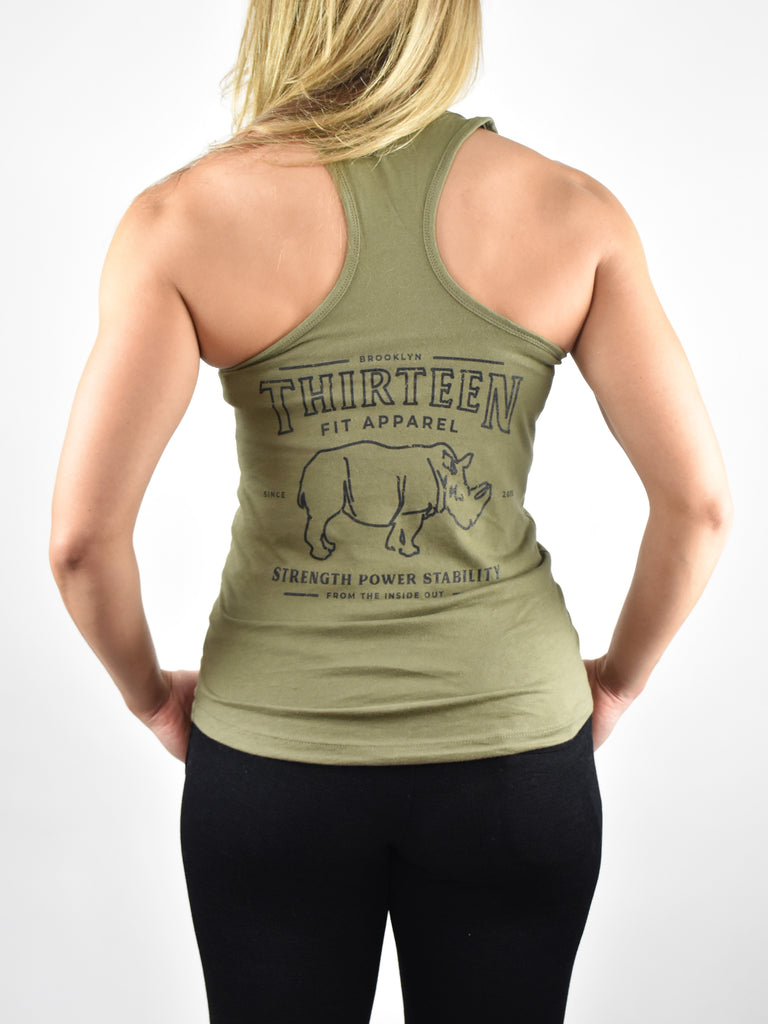 UNBOUND LADIES RACERBACK