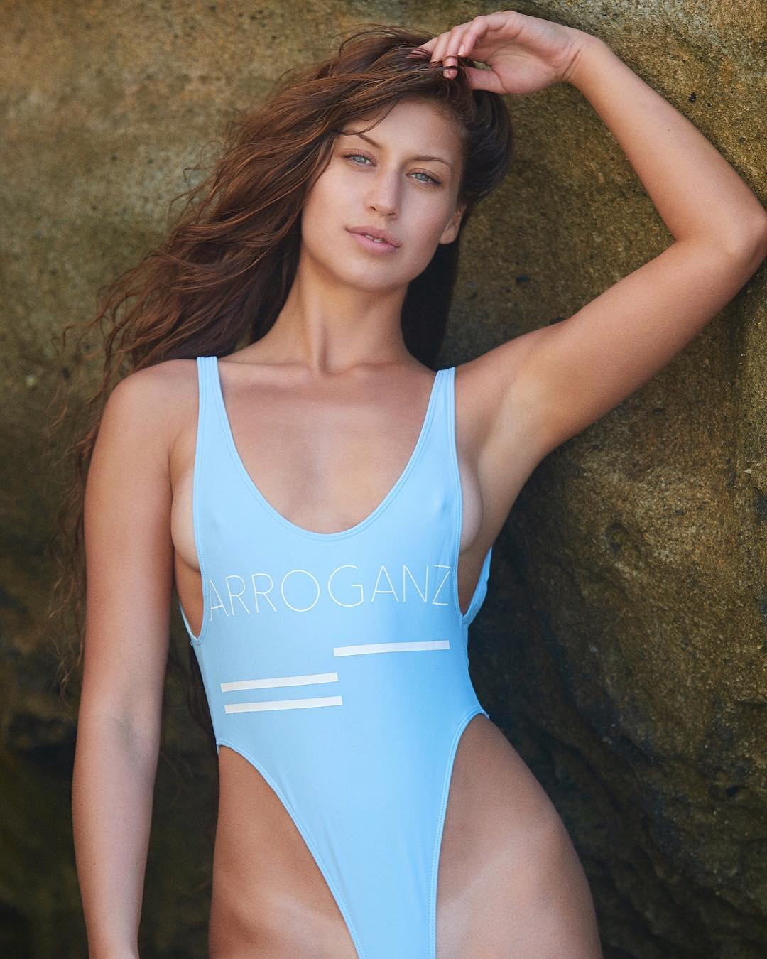 Swimsuit – blue