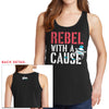2018 Rebel With a Cause Shirt