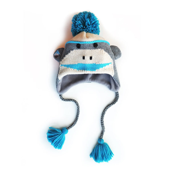 2018 Sock Monkey Hat with Registration or Gisholarship