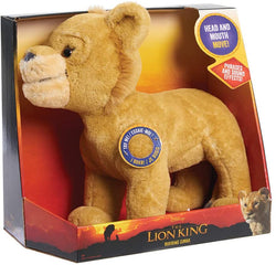 Disney Lion King Live Action Animated Roaring Simba, All Brand New,  20 PCS  $120 + Shipping