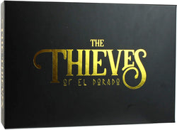The Thieves of El Dorado: Expansion Pack for The Island of El Dorado Game Brand New  25 PCS $125 + Shipping