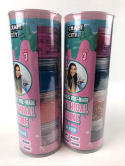 Craft City - Karina Garcia Mythical Slime 4 pack Series 3  All Brand New  20 PCS  $50 + Shipping