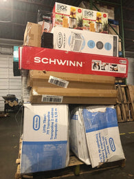 Little Tikes 7 ft Trampolines, Schwinn & Huffy Bikes, Graco, Oster Ovens, Fisher Price & More  NEW Only $1,150.00