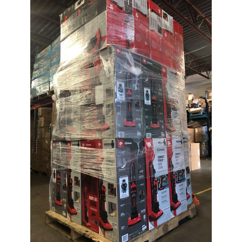 Dirt Devil Vacuums, Power Wheels Jeep Wranglers, Mongoose Bikes, Spiralizers & More NEW  157 Pcs Only $2375.00